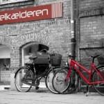 Cykler til reparation