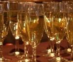 Champagne glas