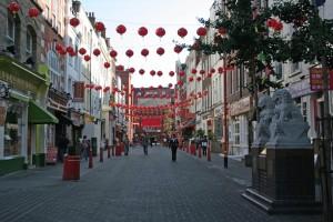 Soho Chinatown